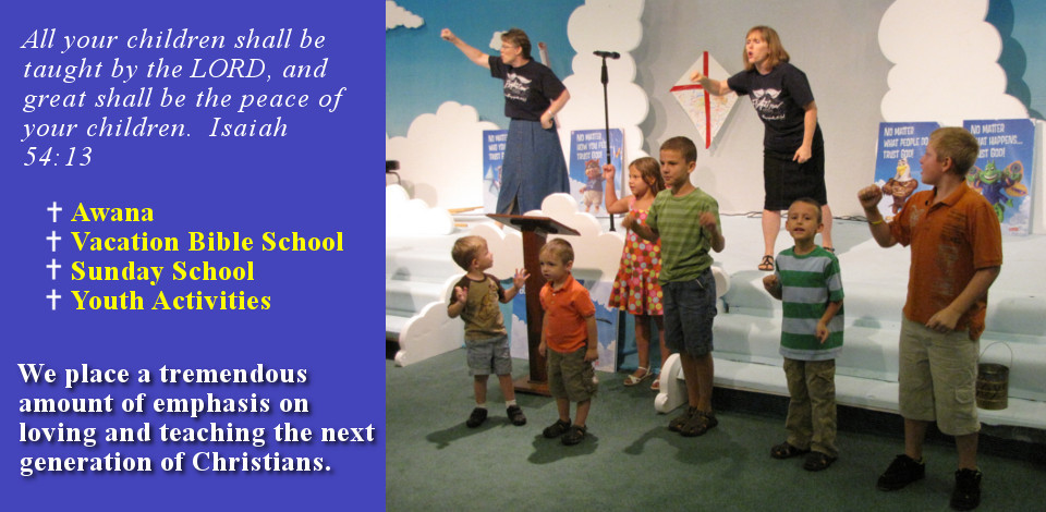 Bible Baptist of Buffalo Children's program
