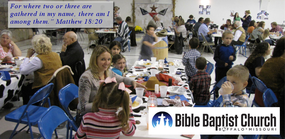 Buffalo Bible Baptist Church - Fellowship Hall